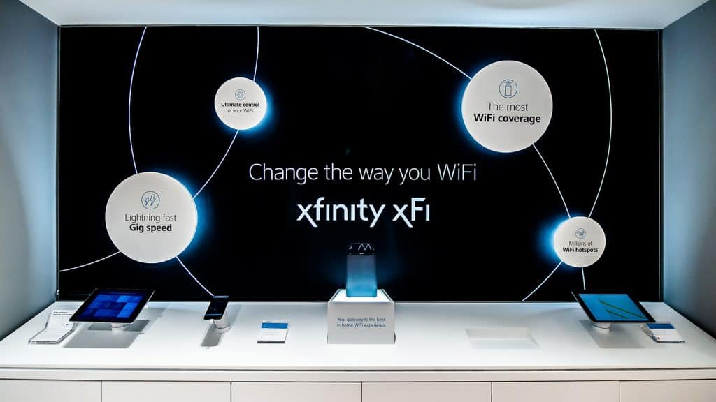 GETTING DOWN TO BUSINESS WITH COMCAST -